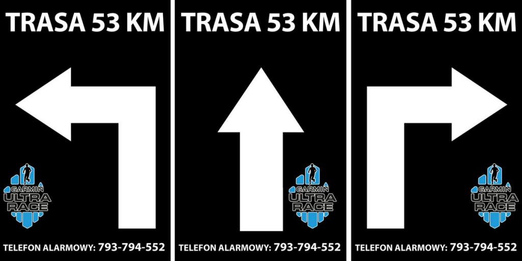 trasa gur 53 km