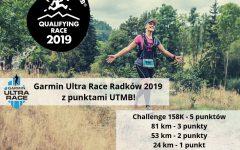 Garmin Ultra Race Radków 2019
