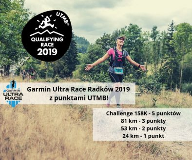 Garmin Ultra Race Radków 2019