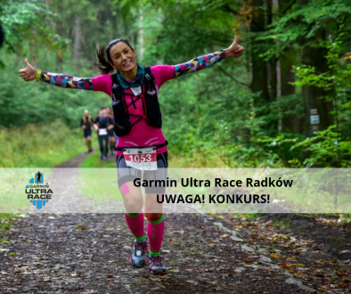 konkurs pakiet biegacza garmin ultra race