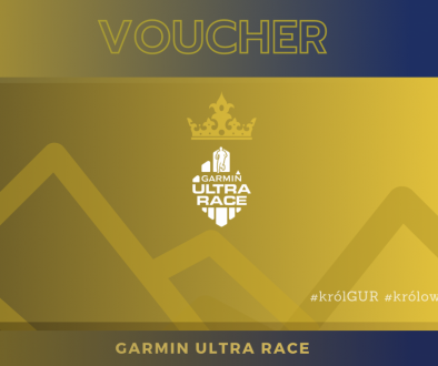 prezent dla biegacza voucher na zawody ultra