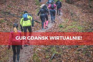 Garmin Ultra Race Gdańsk wirtualnie