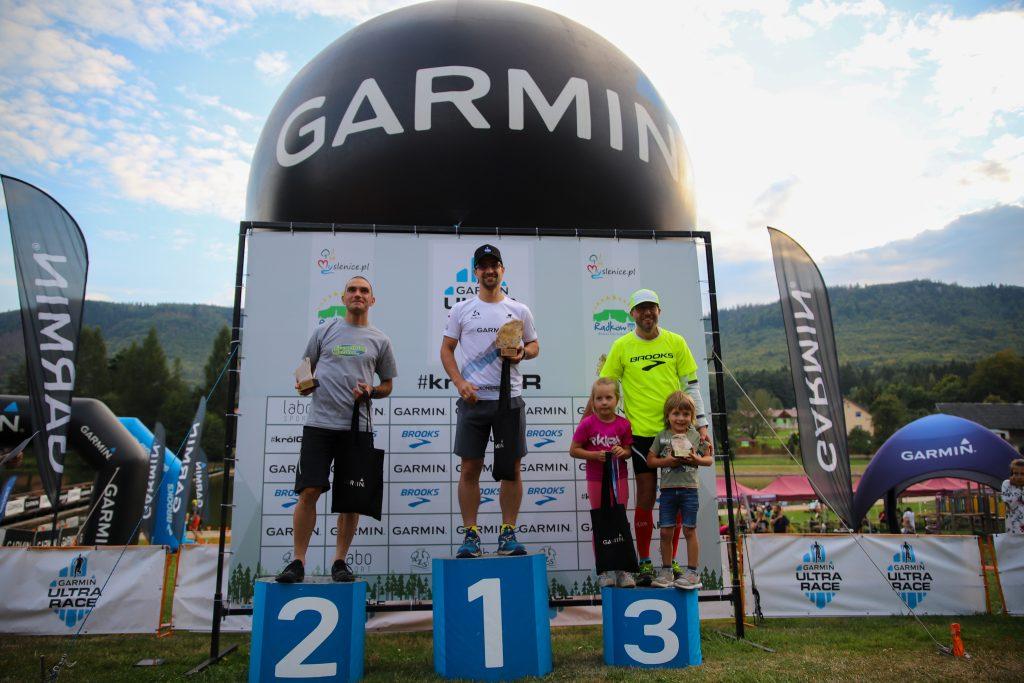 Garmin Ultra Race