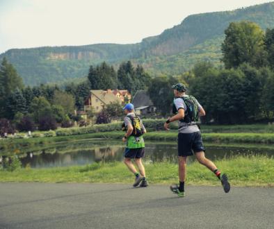 Fotorelacja Garmin Ultra Race Radków 2021. Zdjęcia z biegu ultra w Radkowie